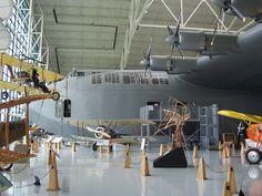 The Spruce Goose at the Evergreen Aviation Museum in Mcminnville Oregon