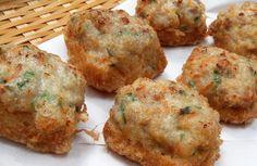 Deep-fried stuffed bean curd puffs | The Straits Times SoShiok