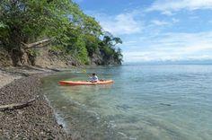 kayak jaco pebble beach   - Costa Rica