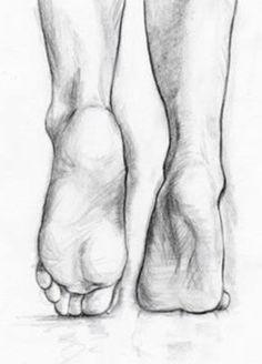 .I'm so bad at drawing feet. XD