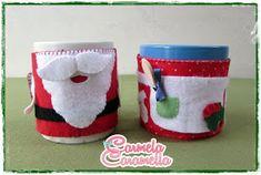 Oi meninas e meninos  E tem mais ideias para o natal , dessa vez fizemos uma roupinha de canaca simples e util para presentear no natal , já...