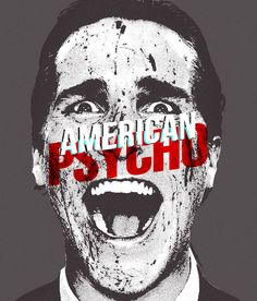 Movie Poster Remake: American Psycho (2000)
