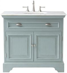 Sadie Single Vanity - Bath Vanities - Bath Vanity - Bathroom Vanity Cabinets | HomeDecorators.com