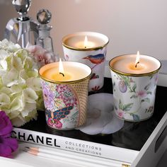 Little Luxuries Scented Candles by Wedgwood