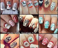 Winter Nails | via Facebook