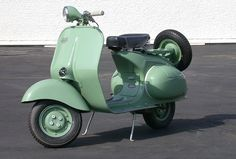 1950's Allstate motor scooters | ... ORDER VESPA SCOOTER, COMPLIMENTS OF SEARS: THE 1955 ALLSTATE CRUISAIRE