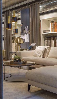 Vernieuwde showroom ROMO biedt volop inspiratie - Residence