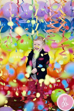 Brayden's Birthday Shoot – Behind the Scenes | Momtog Blog