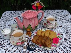 time for tea by rollypolly, via Flickr