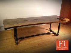 Fallen Industry – Furniture made from fallen trees