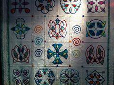 Alicia Merrett: Radstock Museum Patchwork and Quilt exhibition 2012