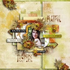 November Scrap Pack at Scrap Stacks Artful imagination by Studio Dawn Inskip