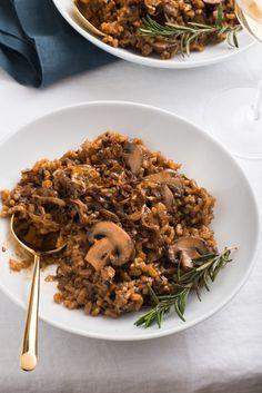 Post Image Onion Recipes, Rice Recipes, Vegetarian Recipes, Easy Recipes, Risotto Recipes, Pescatarian Recipes, Budget Recipes, Vegetarian Options, Risotto