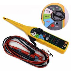 16.99$  Buy here - http://ali2ym.shopchina.info/go.php?t=32800193323 - Universal Automotive Electric Circuit Tester 0-380V Automotive Multimeter Lamp Car Repair Tool Without LCD Screen Display  #buyininternet