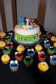 Fun Birthday Cake for Kids!