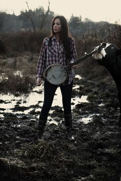 intracoastal-wanderings: Shannon Whitworth on her farm in...