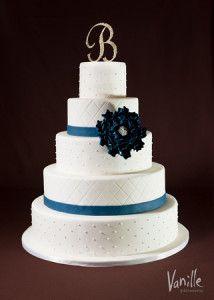 Events By Voila's latest blog! EventsByVoila.com Cake Decorator Marti Corn // Vanille Patisserie in Chicago