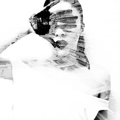 Double Exposure Portraiture by Aneta Ivanova | Topaz Labs Blog