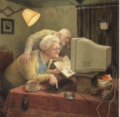 "Marius van Dokkum ""Keeping up with the times"" (2006)"