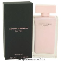Narciso Rodriguez by Narciso Rodriguez 3.3 oz EDP Spray Perfume for Women  NIB a28592907b6a2