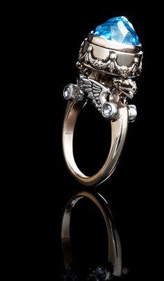 William Llewellyn Griffiths, Ring, 2009