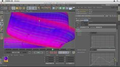 CINEMA 4D tutorial: Animating a paint streak with Photoshop and CINEMA 4...