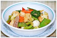 Chop Suey - Pinay In Texas Cooking Corner: Authentic Filipino Recipes
