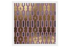 One Kings Lane - An Artful Glimmer - Jordan Carlyle, Gold Knot #2 #love #obsessed