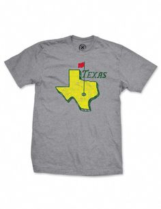 366b90f99 Texas golf t-shirt **NOTE: Sizes Medium, Large and XL will ship out on  (being reprinted now) The Shirts: Unisex cut Extremely Soft, Comfortable,  ...
