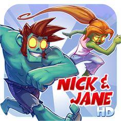 Nick & Jane HD V1.1 Apk Mod