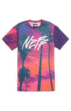 Neff Jet Stream T-Shirt #pacsun