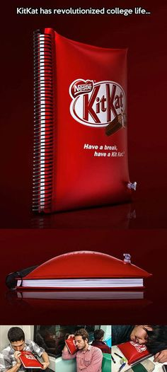 Who wants a Kit Kat now. Curated by: Transition Marketing Services | Small Business Branding & Marketing Professionals