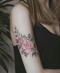 tatoveringer på armen