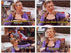 Phoebe Buffay, my animal spirit.
