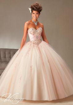 Mori Lee Quinceanera Dress Style 89069