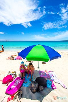 Hamelin Beach - one of the best places to visit in the Margaret River region of Western Australia