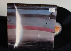 Wings Over America 3 Lps Gatefold Cover Very Good Plus