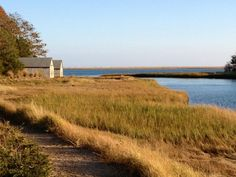 Have you hiked the Salt Pond Trail in Eastham on Cape Cod?