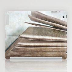 Open Book iPad Case by ALLY COXON