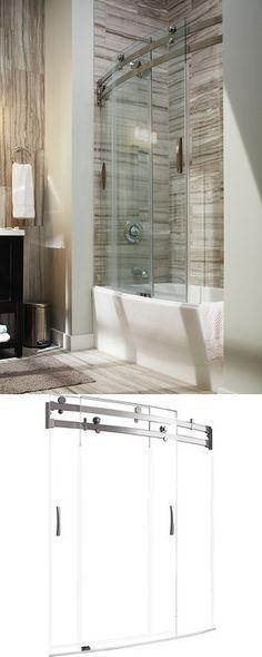 Enchanting Frameless Glass Shower Door For Shower Small