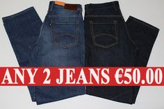The Value to be had this weekend at Ej Menswear is simply OUTRAGEOUS!!