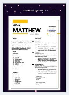 Cv Resume Template, Resume Cv, Resume Design, Cover Letter For Resume, Cover Letters, Resume Review, Fashion Resume, Business Proposal, Best Resume