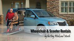 Handicapped Accessible Van Rentals