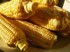 """Did you know that corn in its natural form is a whole grain?  Try buying corn food products that mention """"whole grain corn"""" or """"whole corn"""" in the ingredients list for highest nutritional value.  Explore ways to add more whole grain corn to your diet."""