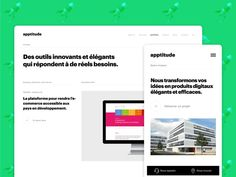 Our new website! designed by apptitude. Connect with them on Dribbble; the global community for designers and creative professionals. Ui Portfolio, Bar Chart, Website, Bar Graphs