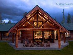 Begleiter Photography ~ Log Homes