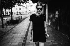street - Models: Louisa Hair: Ilka Preuth  Photo: Holger…