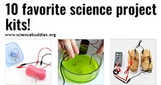 Are your students doing school #science projects? Check our 10 favorite kits for K-12 #STEM exploration. #STEMeducation #homeschool #remotelearning #scienceteacher #sciencefair #physics #chemistry #electronics #robotics Engineering Projects, Science Projects, Science Kits, Science Fair, Student Success, Robotics, Chemistry, Physics, Fun Facts