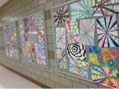 Art at Becker Middle School
