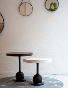 FURNITURE | CANNON SIDE TABLE | BDDW